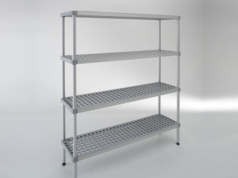 ALUPLAST shelves