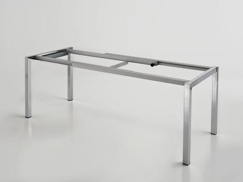 Tavolo allungabile gambe 50x50mm - Guide per tavoli allungabili ...